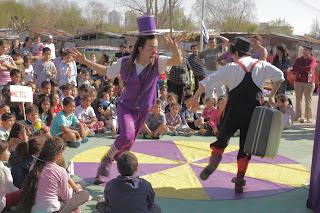 Dia del niño en Avellaneda
