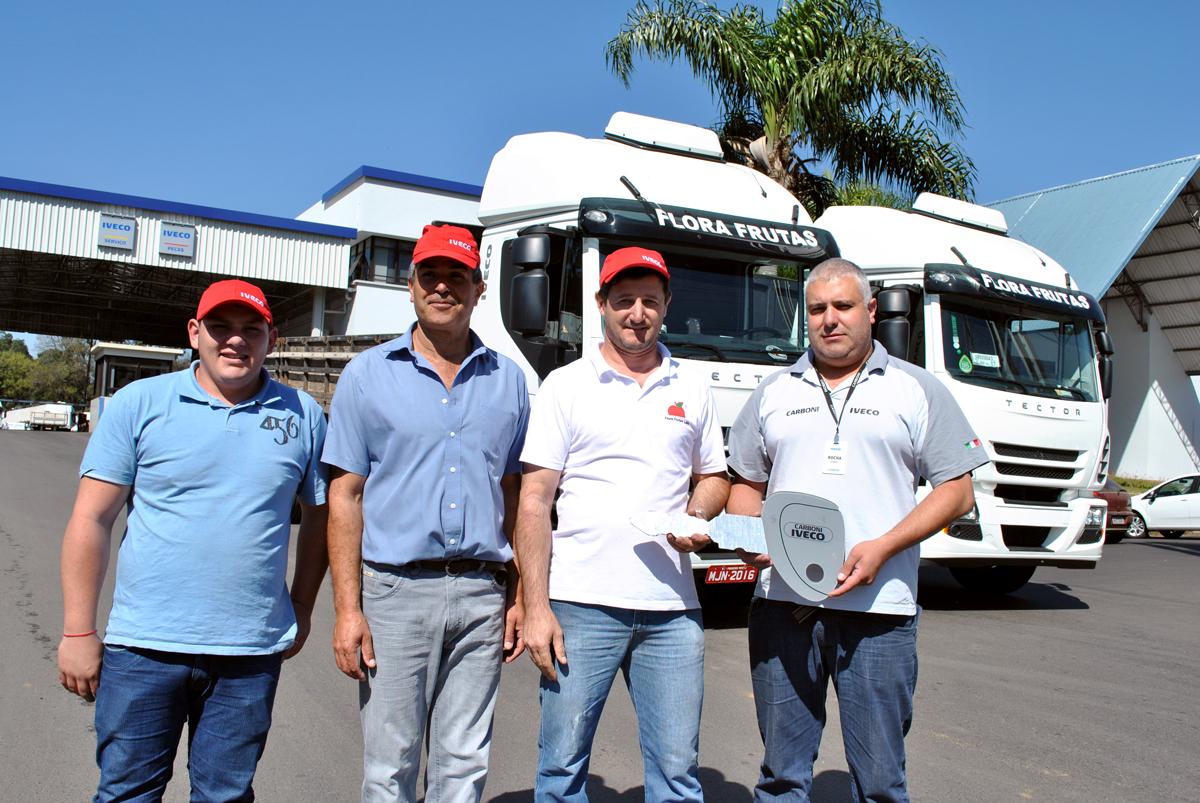 Nova linha Tector Ecoline da Iveco no transporte de frutas DSC 0016