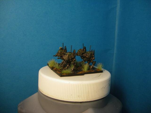 Concours#20: Formation de dreadnoughs/cavalerie - Résultats - Page 2 Thingaz_sentinelles