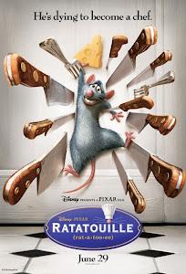 Chú Chuột Đầu Bếp - Ratatouille poster