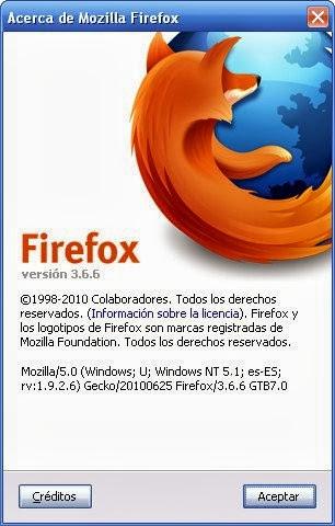 Firefox 3.6.6
