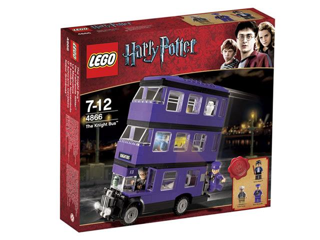 4866 レゴ 夜の騎士バス(ハリー・ポッター)
