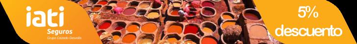 Seguro de viajes Marruecos