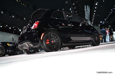 Fiat 500 Abarth Venom