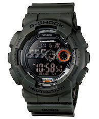 Casio G-Shock : G-8900