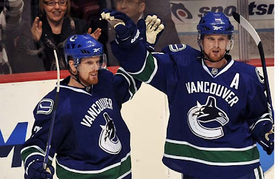 sedins canucks hart trophy