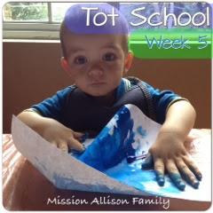 Tot School - Week 5
