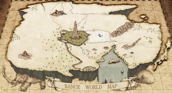 Image de présentation de l'univers The Continent (Rance)