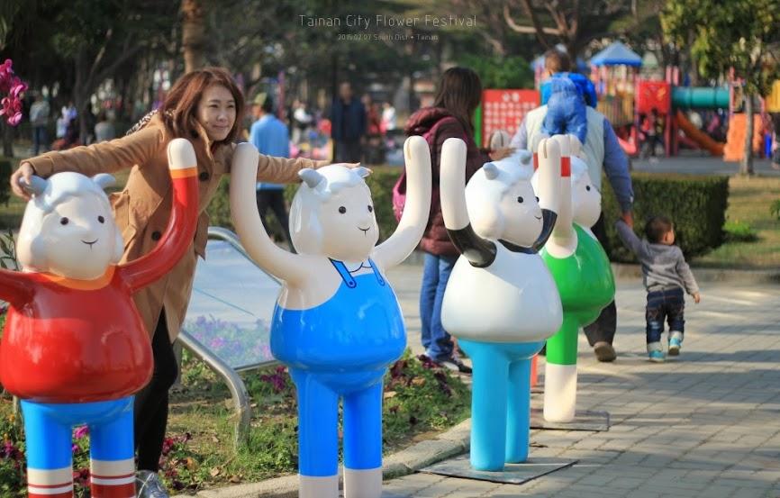 2015台南百花祭,水萍塭公園