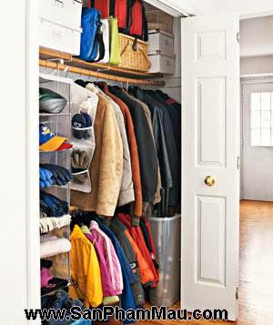 17 mẹo nhỏ cho tủ quần áo ngăn nắp-20