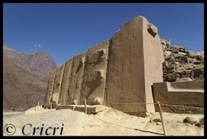 Un mois aux pays des Incas, lamas et condors (Pérou-Bolivie) - Page 2 Ollantaytambo
