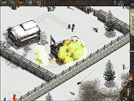 Commandos: Beyond the Call of Duty PC Hileleri