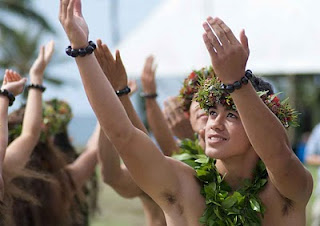 A Hawaiian Prosperity Chant Image