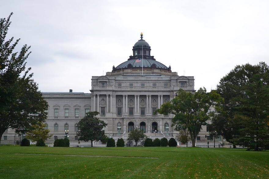 Библиотека Конгресса США, Вашингтон, округ Коламбия (Library of Congress, Washington DC)