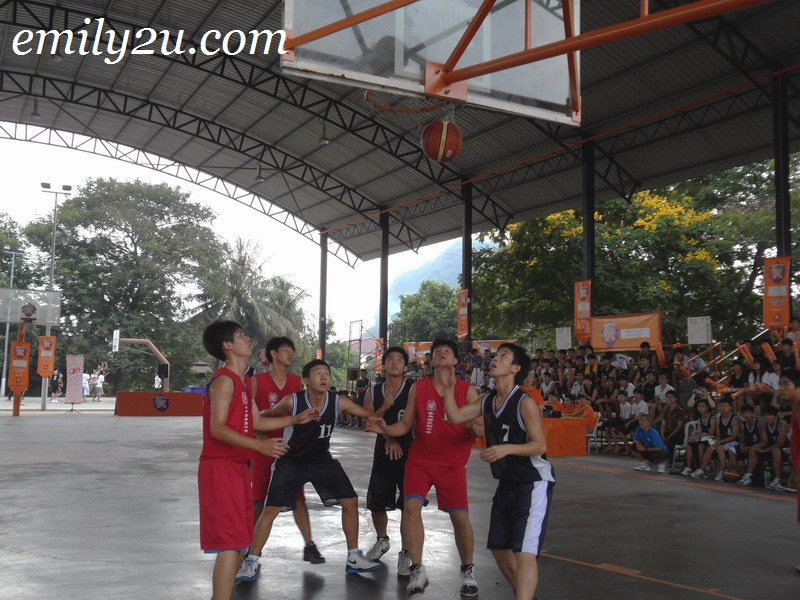 SOX All-Stars Hoops 2011