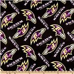 Baltimore Ravens Cloth Diaper