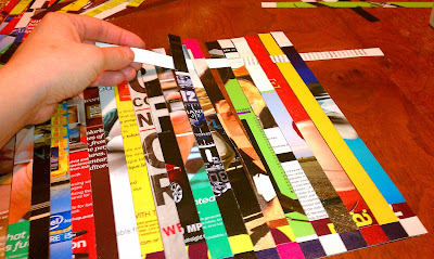 Weaving Paper