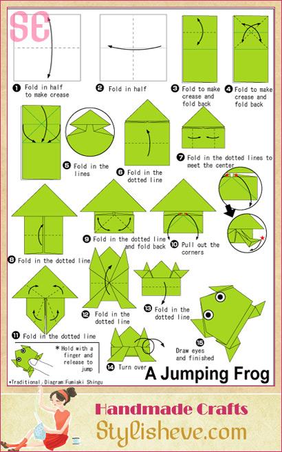 Mari Kita Cuba Buat Origami Genius Kids Zone