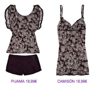 WomenSecret camisones3