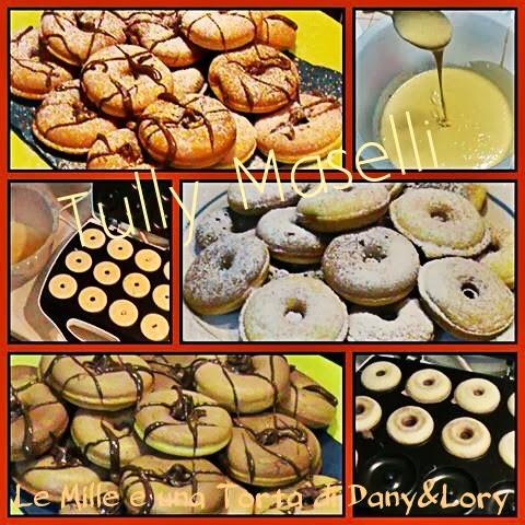 donuts - con la macchina x ciambelle