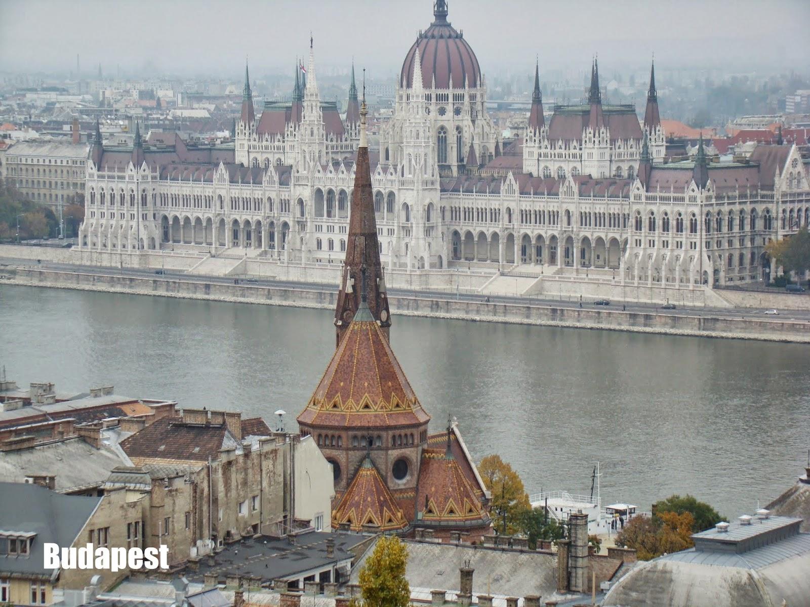 Bastión de Pescadores, Budapest, Hungría, Elisa N, Blog de Viajes, Lifestyle, Travel