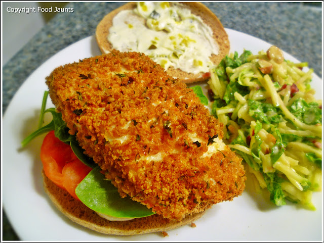 Traditional Fish Sandwiches