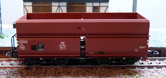 Roco 67788: OOtz43 zelflossende wagen