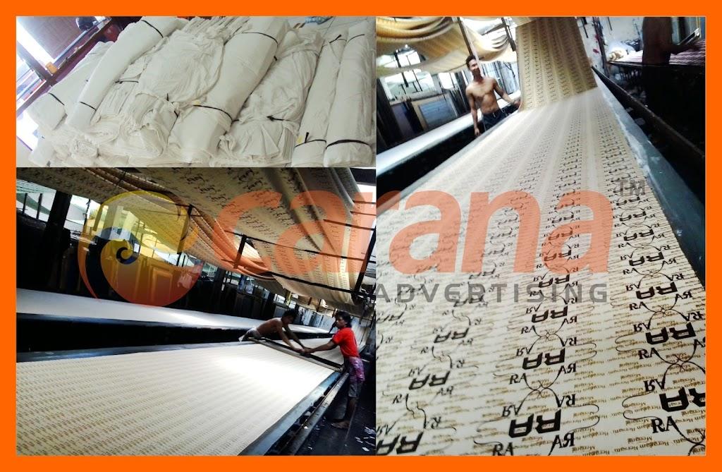 Seragam Batik Partai Printing