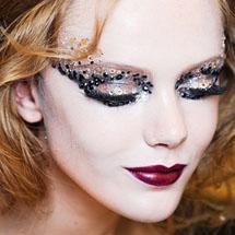 Maquiagem artística - Christian Dior 2011