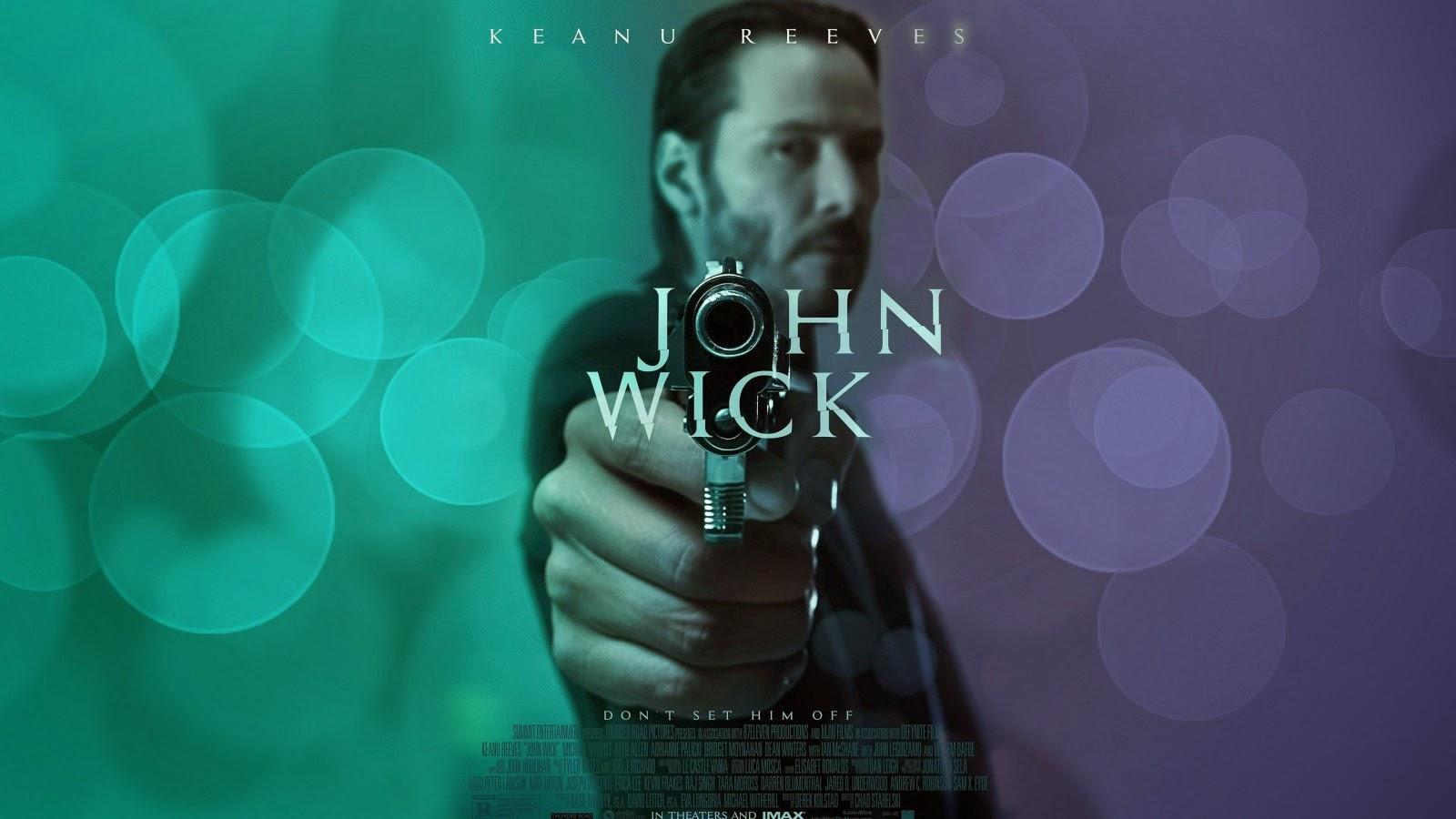 Τζον Γουίκ (John Wick) Wallpaper