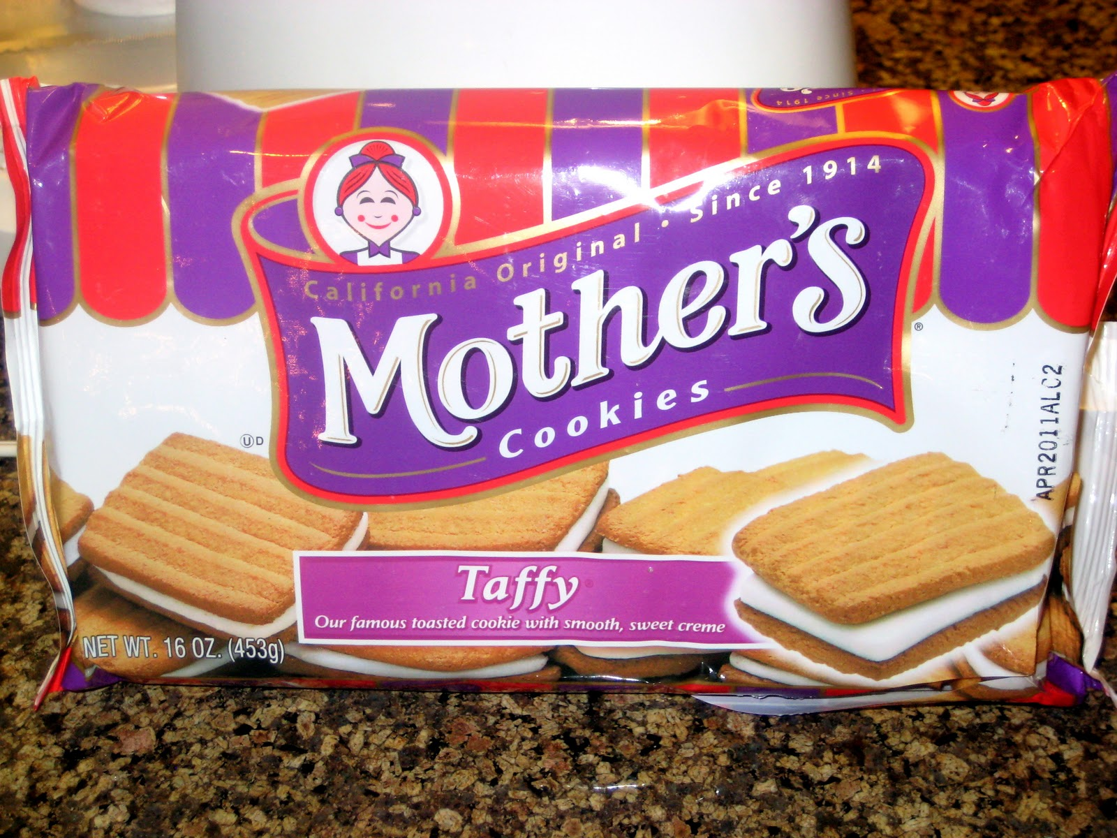 Mother taffy cookie recipes