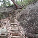 Rock steps (73602)