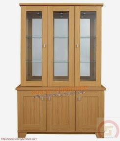 Tủ trưng bày gỗ 011