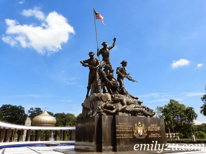 Tugu Negara (National Monument)