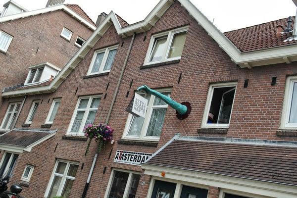 Amsterdam Noord. Il quartiere colonia