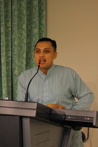 Ketua PCI NU, Pak Bambang Arip