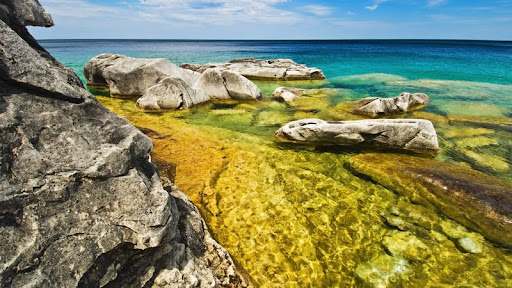 Georgian Bay, Bruce Peninsula National Park, Ontario, Canada.jpg