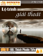 Lộ Trình Giải Thoát (KT41) - Liberation Itinerary