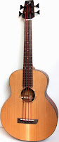 Aquila Long Scale Bass Ukulele