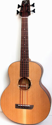 Aquila Shortbass One at Lardy's Ukulele Database