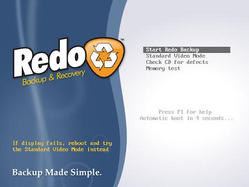 Redo Backup 1.0