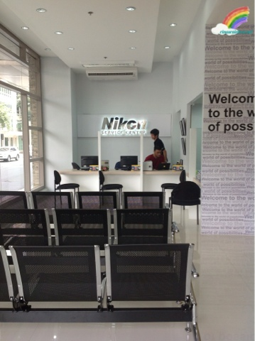 nikon service center