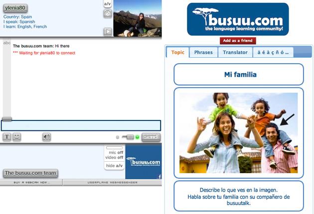 Busuu, una red social para aprender idiomas gratis