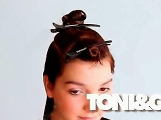 Day cat toc nu co ban huong dan cat toc mai 4 Dạy cắt tóc nữ cơ bản, Kiểu tóc ngang chúi tầng thấp