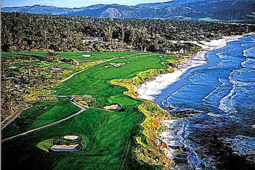 Pebble Beach Golf Links  Golf Digest
