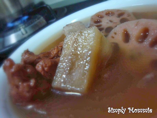 lotus root soup