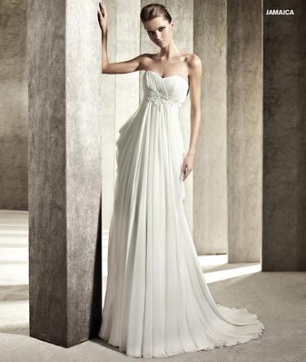 Menyasszonyi ruha 2012 Pronovias Jamaica