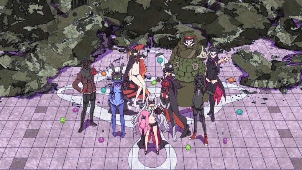 Xem phim Sekai Seifuku: Bouryaku no Zvezda OVA - Cuộc Chinh phục Thế Giới của Zvezda OVA   World Conquest Zvezda Plot OVA Vietsub