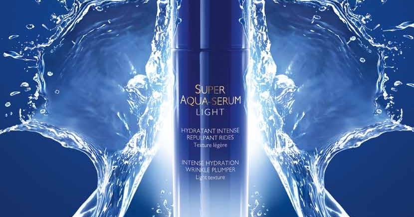 guerlain super aqua serum light bijinblair. Black Bedroom Furniture Sets. Home Design Ideas