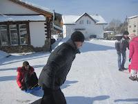 Фоторепортаж с тренинга по ньяса-йоге 12-18 февраля 2012г в Карпатах.773